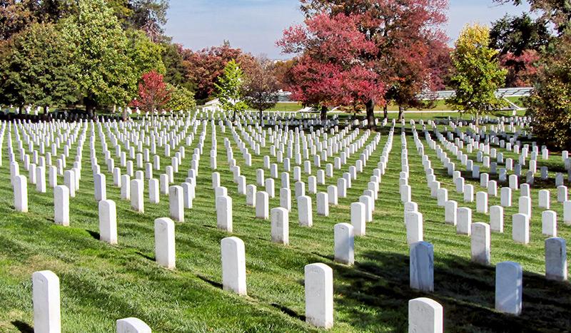 Arlington National Cemetary virginia