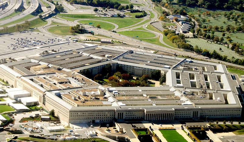Pentagon & All War/ Military Memorials at arlington