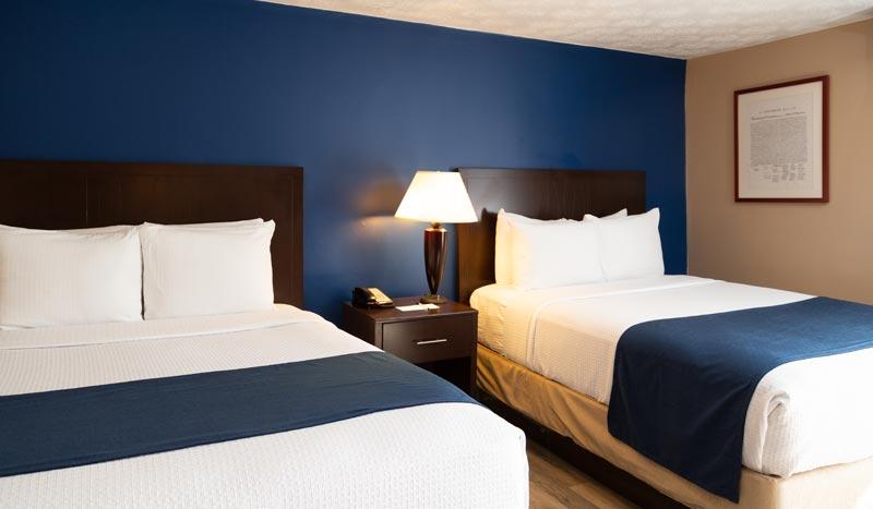 Hotel Pentagon arlington virginia Deluxe Queen
